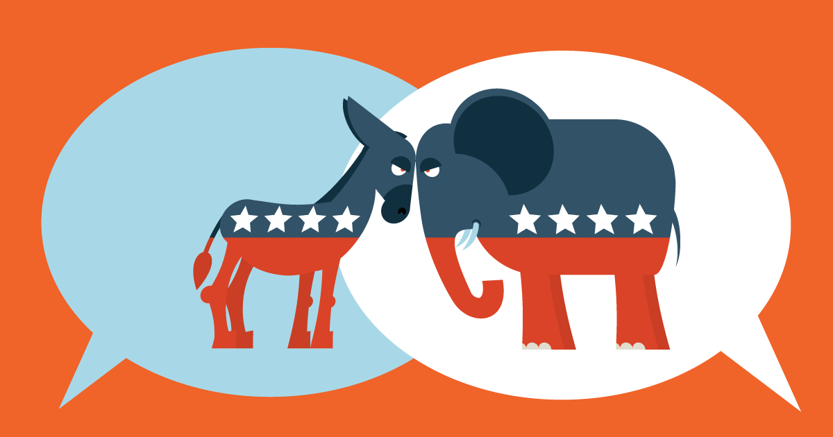 Can You Talk Politics at Work? If So, How?