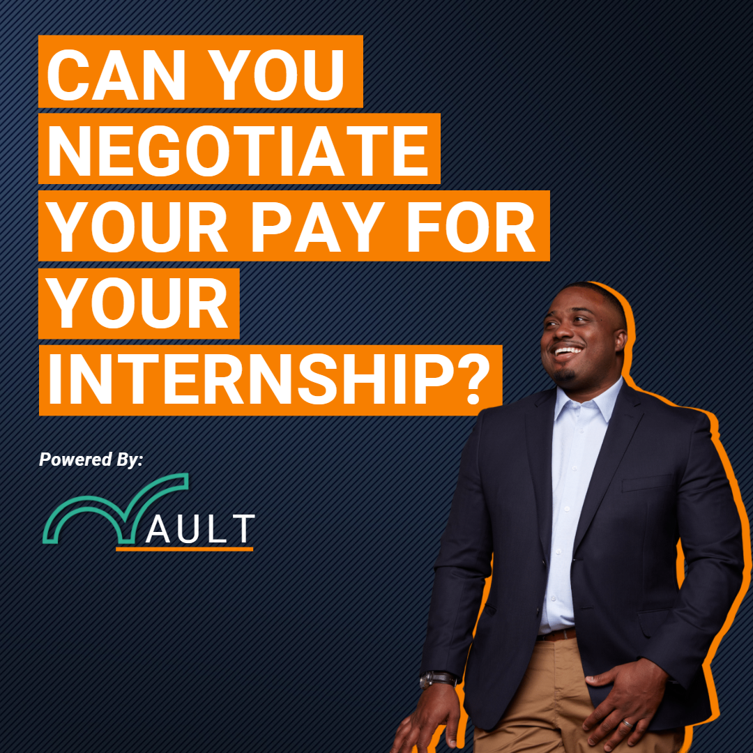 Can You Negotiate Your Pay For An Internship?
